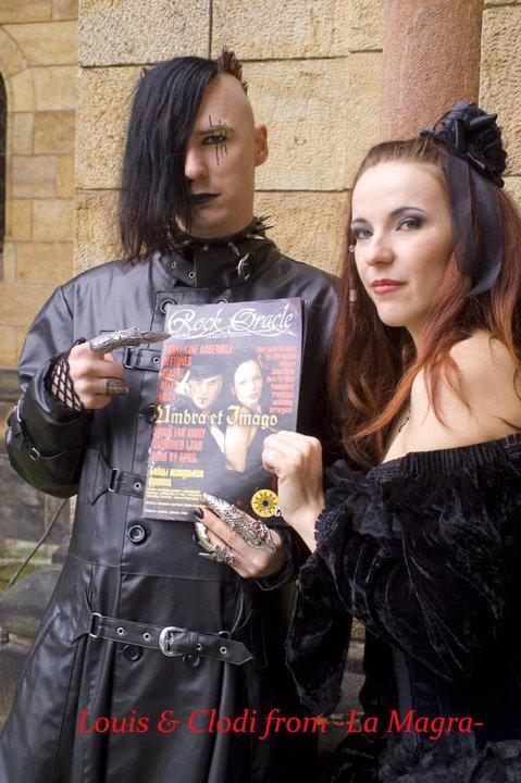 Partnersuche gothic